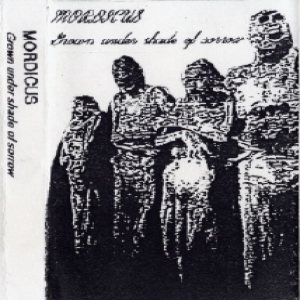 Mordicus - Grown Under Shade of Sorrow cover art