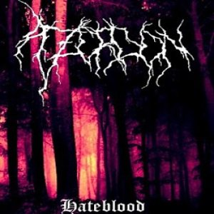 Azordon - Hateblood cover art