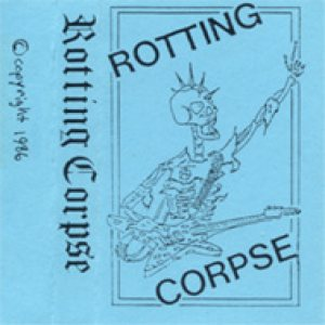 Rotting Corpse - Demo 86 cover art