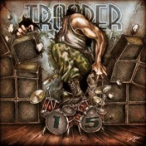 Trooper - 15 cover art