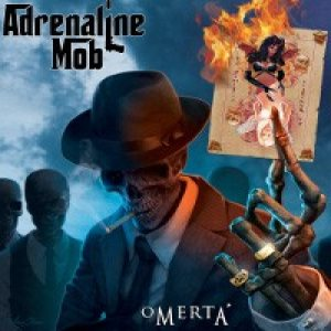 Adrenaline Mob - Omertá cover art