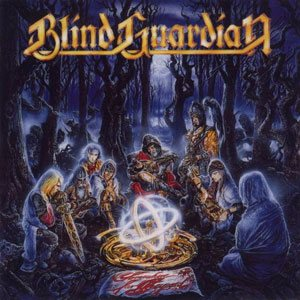 Blind Guardian - Somewhere Far Beyond cover art