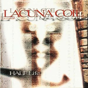 Lacuna Coil - Halflife cover art