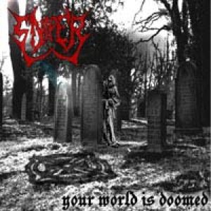 Sniper - Your World Is Doomed cover art