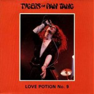 Tygers Of Pan Tang - Love Potion #9 cover art