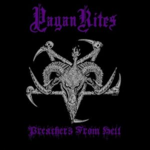 Pagan Rites - Preachers from Hell cover art