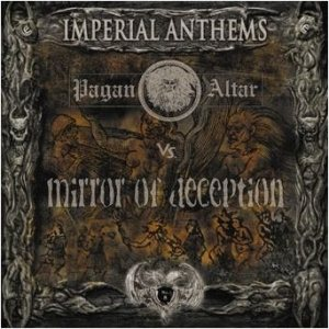 Pagan Altar / Mirror of Deception - Imperial Anthems No. 8 cover art