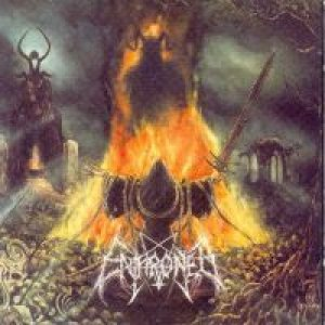 Enthroned - Prophecies of Pagan Fire cover art