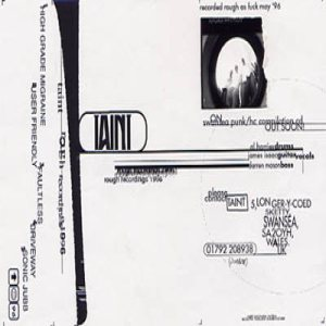 Taint - Rough Recordings 1996 cover art