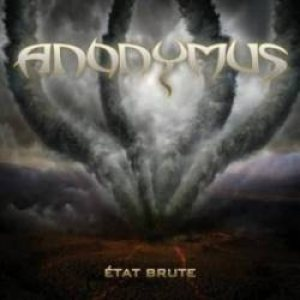 Anonymus - État brute cover art