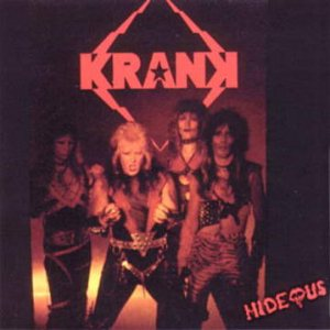Krank - Hideous cover art