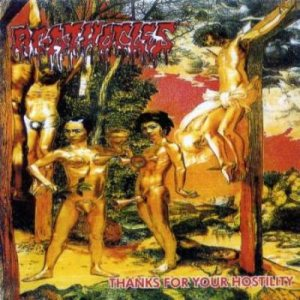 Agathocles - Thanks for Your Hostility cover art