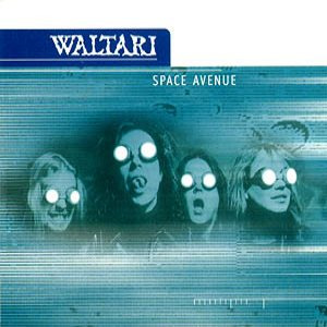 Waltari - Space Avenue cover art
