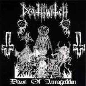 Deathwitch - Dawn of Armageddon cover art