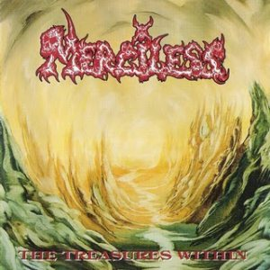 Merciless - The Treasures Within cover art
