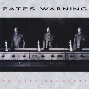 Fates Warning - Perfect Symmetry (Re-release) cover art