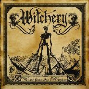 Witchery - Don't Fear the Reaper cover art