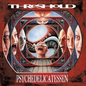 Threshold - Psychedelicatessen cover art