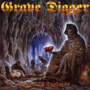 Grave Digger - Heart of Darkness cover art