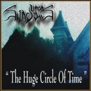 "Upon Shadows - ""The Hugue Circle of Time"" cover art"