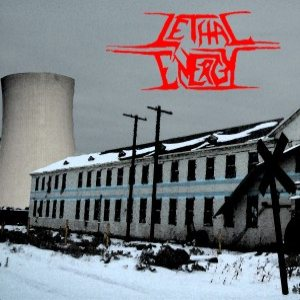 Lethal Energy - Nuclear Winter cover art