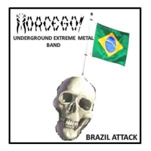 Morcegos - Brazil Attack cover art