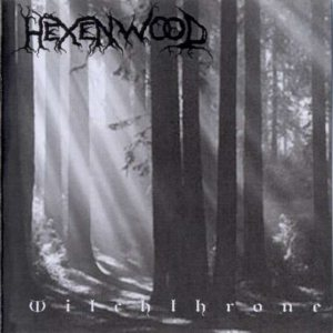 Hexenwood - Witchthrone cover art