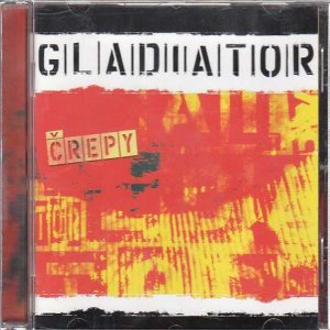 Gladiator - Črepy cover art