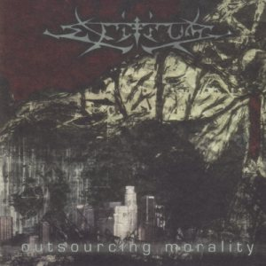 Exitium - Outsourcing Morality cover art