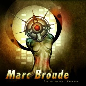 Marc Broude - Psychological Warfare cover art