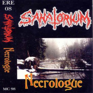 Sanatorium - Necrologue cover art