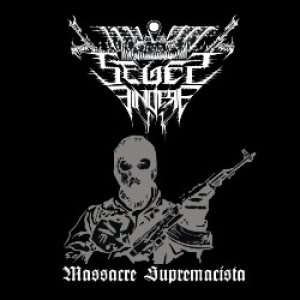 Seges Findere - Massacre Supremacista cover art