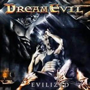Dream Evil - Evilized cover art