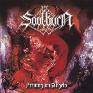 Soulburn - Feeding on Angels cover art