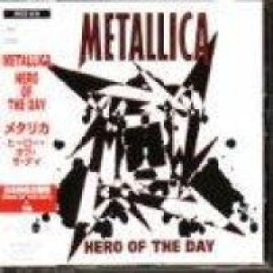 Metallica - Hero of the Day cover art