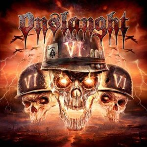 Onslaught - VI cover art