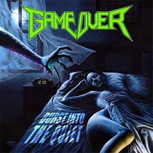 Game Over - Burst into the Quiet cover art