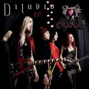 Mystica Girls - Diluvio cover art