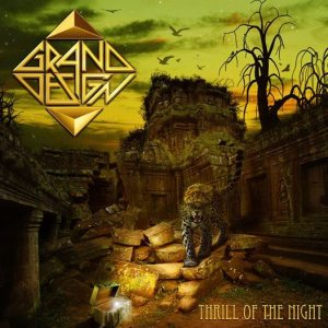 Grand Design - Thrill of the Night cover art