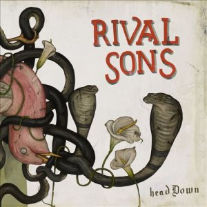 Rival Sons - Head Down cover art