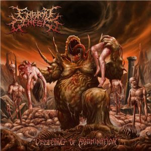 Embryo Genesis - Dissecting of Abomination cover art