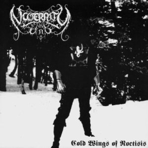 Nocternity / Akitsa - Nocternity / Akitsa cover art