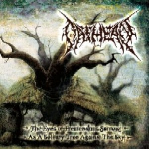 Oathean - The Eyes of Tremendous Sorrow + As a Solitary Tree Against the Sky cover art