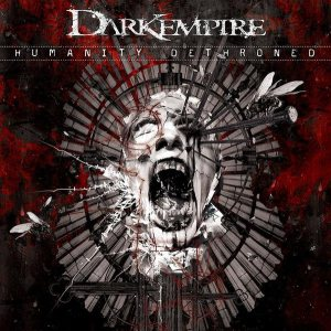 Dark Empire - Humanity Dethroned cover art