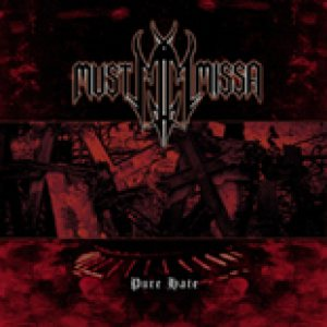 Must Missa - Pure Hate cover art