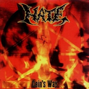 Hate - Cain's Way cover art