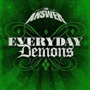 The Answer - Everyday Demons cover art