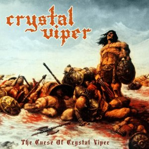 Crystal Viper - The Curse of Crystal Viper cover art