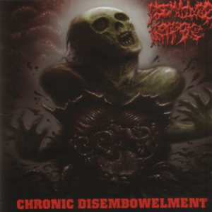 Disembowled Corpse - Chronic Disembowelment cover art