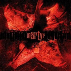 Martyr AD - The Human Condition in 12 Fractions cover art